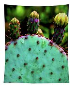 Cacti And Friends Tapestry