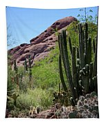 Cacti Garden Tapestry