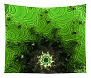 Cactus Abstract Tapestry