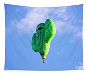 Cactus Balloon Tapestry