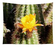 Cactus Bloom 033114a Tapestry