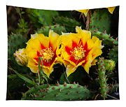 Cactus Bloom Tapestry