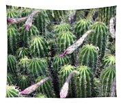 Cactus Drama Tapestry