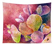 Cactus Heart Tapestry