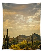 Cactus Morning Tapestry