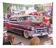 Cadillac Coupe Deville Tapestry