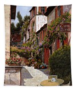 Cafe Bifo Tapestry
