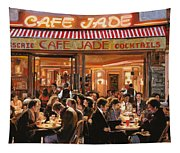 Cafe Jade Tapestry