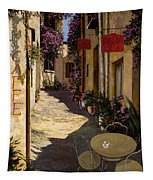 Cafe Piccolo Tapestry
