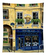 Cafe Van Gogh Tapestry