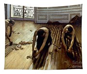 Caillebotte: Planers, 1875 Tapestry