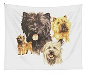 Cairn Terrier Tapestry