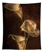 Cala Lilies Tapestry