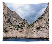 Calanque Art Tapestry