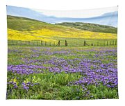 California Country Tapestry