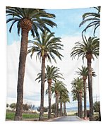 California Dreaming Tapestry
