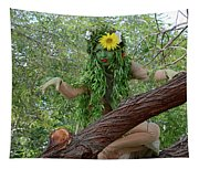 California Girl Tapestry