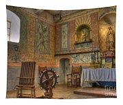 California Missions La Purisima Alter Tapestry