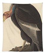 Californian Vulture Tapestry