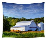 Callaway County Barn Tapestry