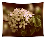Callery Pear Blossoms Tapestry