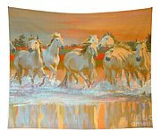 Camargue  Tapestry