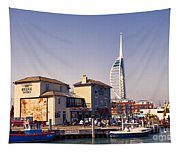 Camber Dock, Old Portsmouth Tapestry