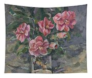 Camellias Tapestry
