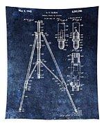 Camera Tripod Patent Tapestry