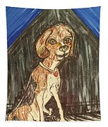 Camp Beagle Tapestry