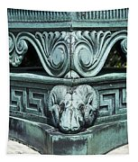 Camp Randall Lamp Base - Madison - Wisconsin Tapestry
