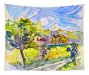 Campagne Des Pyrenees Tapestry