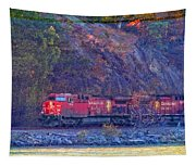 Canadian Pacific Reds Tapestry