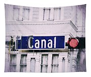 Canal Street In The Big Easy Tapestry