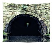 Canal Tunnel Tapestry