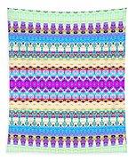 Candy Glitch Tapestry