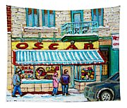 Candy Shop Tapestry