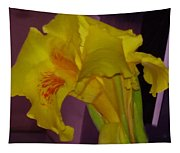 Canna Flower Tapestry