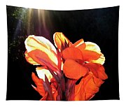 Canna Lily Tapestry