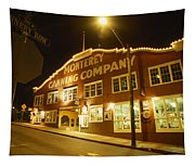 Cannery Row Tapestry