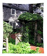 Cannon Beach Charm Tapestry