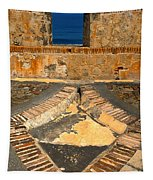 Cannon Portal Tapestry