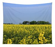 Canola Field Tapestry