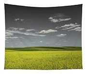Canola Hills And Dales Tapestry