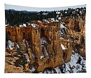 Canyon Alcoves Tapestry