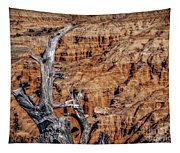 Canyon View Nevada Tapestry