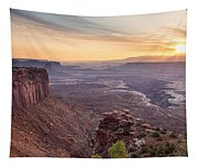 Canyonlands Sunrise Tapestry