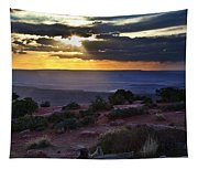 Canyonlands Sunset Tapestry