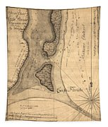 Cape Florida 1765 Tapestry