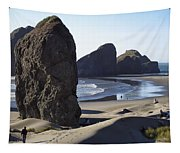 Cape Sebastian - Hunters Cove Area- Oregon Coast Tapestry